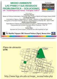 invitación medio ambiente 16 08 3013