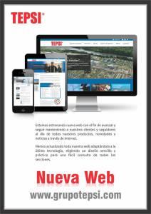 nueva web site