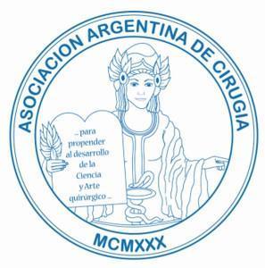 ASOCIACION ARGENTINA DE CIRUGIA LOGOTIPO