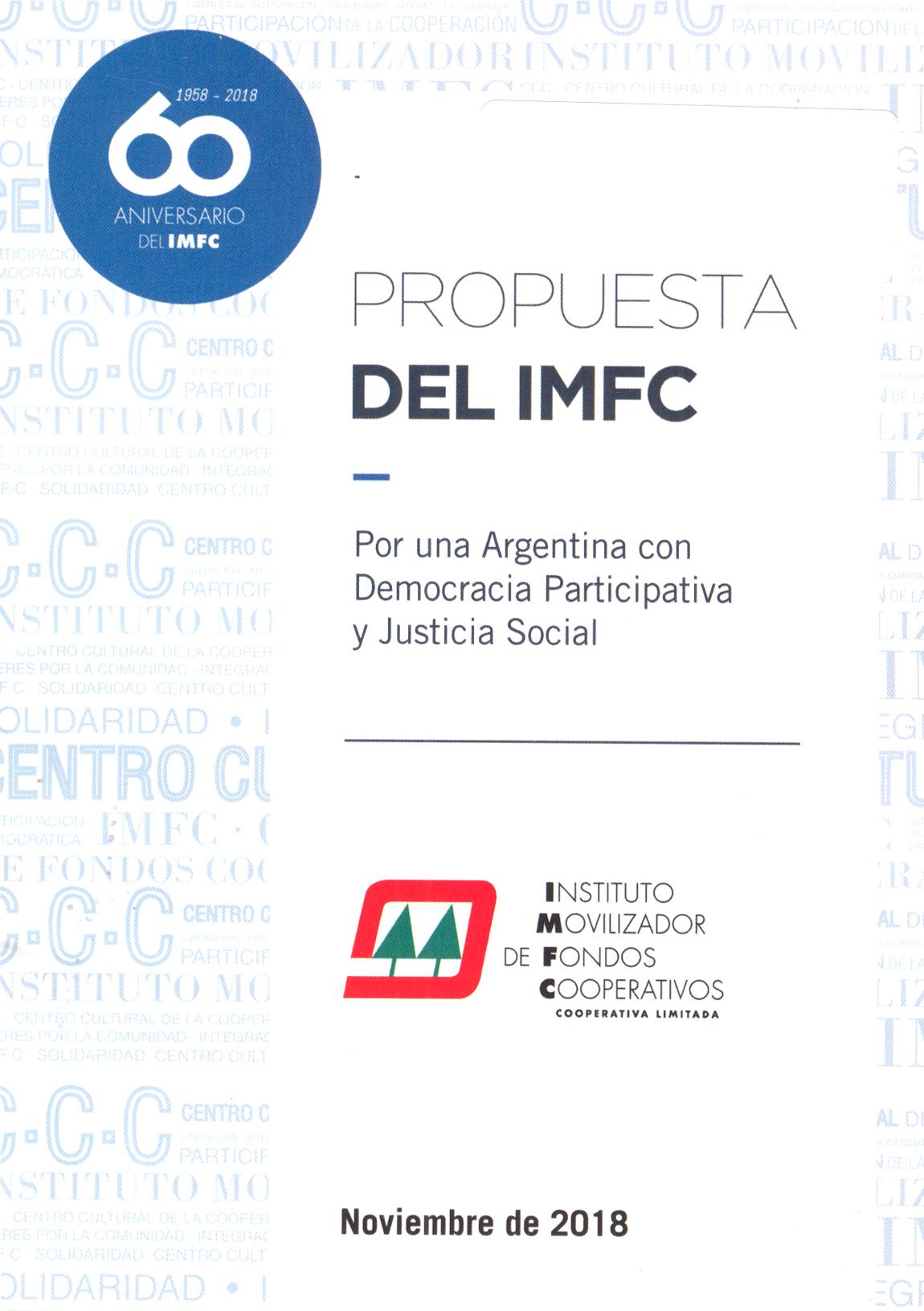 TAPA PROPUESTA DEL IMFC 11 2018