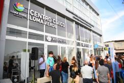 centro cívico loma verde 1