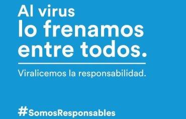 al virus lo frenamos entre todos